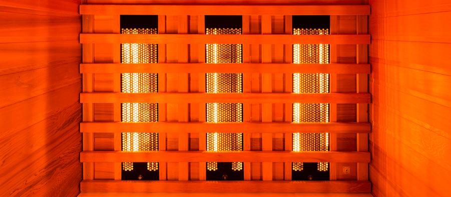 emettitori sauna infrarossi quarzo e magnesio