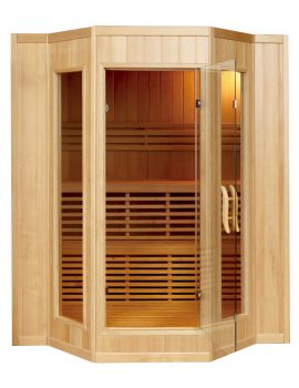SAUNA FINLANDESE 4 POSTI FULL OPTIONAL
