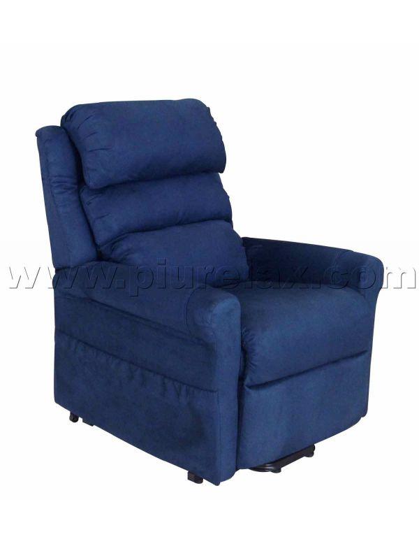 Poltrona alza persona per anziani e disabili relax reclinabile for Poltrona alzapersona