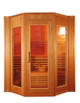 SAUNA FINLANDESE 3 POSTI FULL OPTIONAL