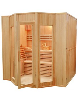 SAUNA FINLANDESE 5 POSTI FULL OPTIONAL