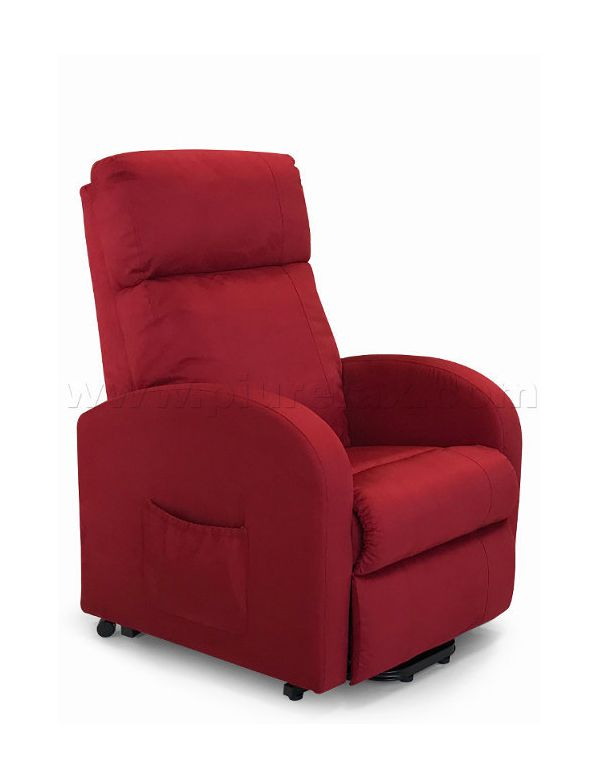 Poltrone Relax.Poltrona Relax Elettrica Per Anziani E Disabili Con Vibro Massaggio