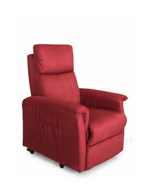 Poltrone Relax Per Anziani.Poltrona Relax Per Anziani E Disabili 1 Motore Elettrica Reclinabile