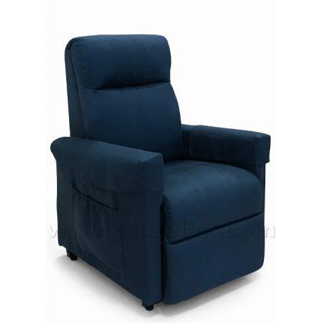 Copri Poltrone Massaggianti.Poltrona Relax Per Anziani E Disabili Vibro Massaggio E Riscaldamento
