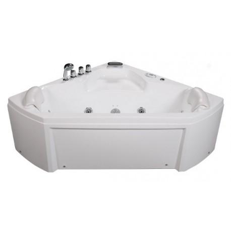 Vasca da bagno idromassaggio angolare misure 135x135 - Vasche da bagno misure ridotte ...