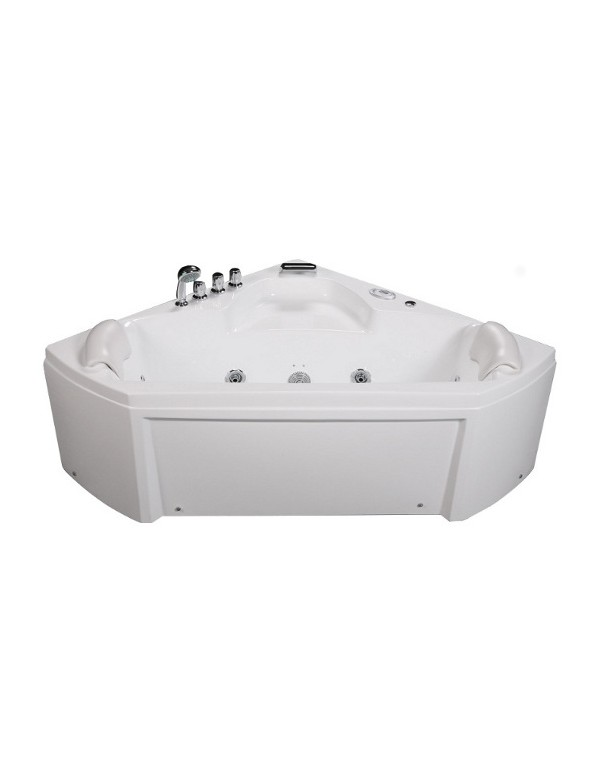 Vasca da bagno idromassaggio angolare misure 135x135 - Vasca da bagno angolare misure ...