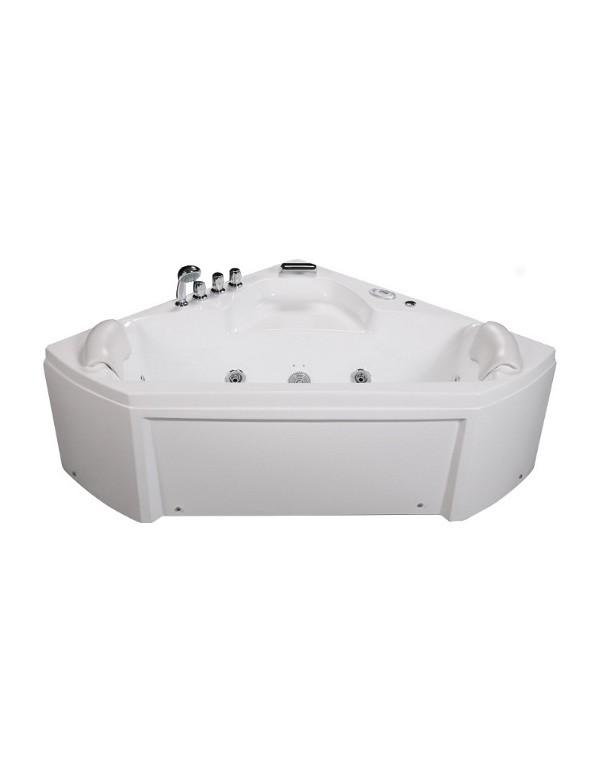 Vasca da bagno idromassaggio angolare misure 135x135 - Misure vasca da bagno ...