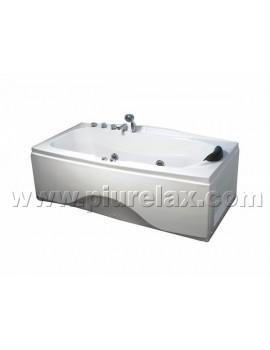 Vasca idromassaggio 1 posto misura 170x78 cm - Vasca da bagno piscina ...