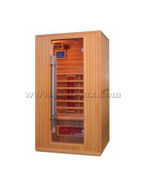 Sauna ad infrarossi 1 posto