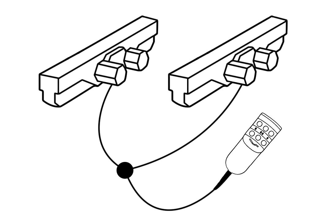 cavo unione motori reti motorizzate