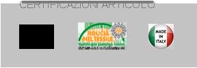 Certificazioni Guanciali e Materassi