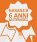 Garanzia 6 anni Materasso