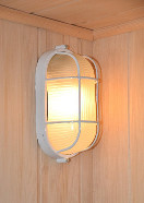 lampada sauna finlandese