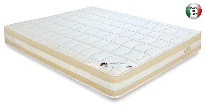 materasso il lattice e memory misure 120x190 sfoderabile