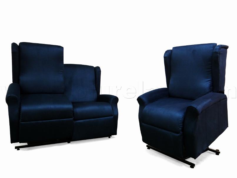 offerta poltrona relax con divano relax