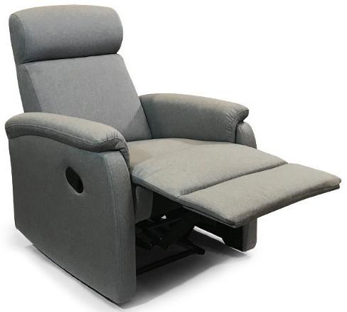 Poltrone Relax Tv.Poltrona Relax Reclabile Con Posizine Tv