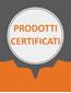 Prodotti Certificati